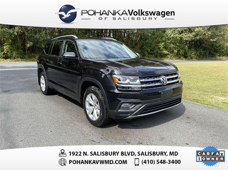 2018_Volkswagen_Atlas_2.0T SE w/Technology ** VW CERTIFIED **_ Salisbury MD