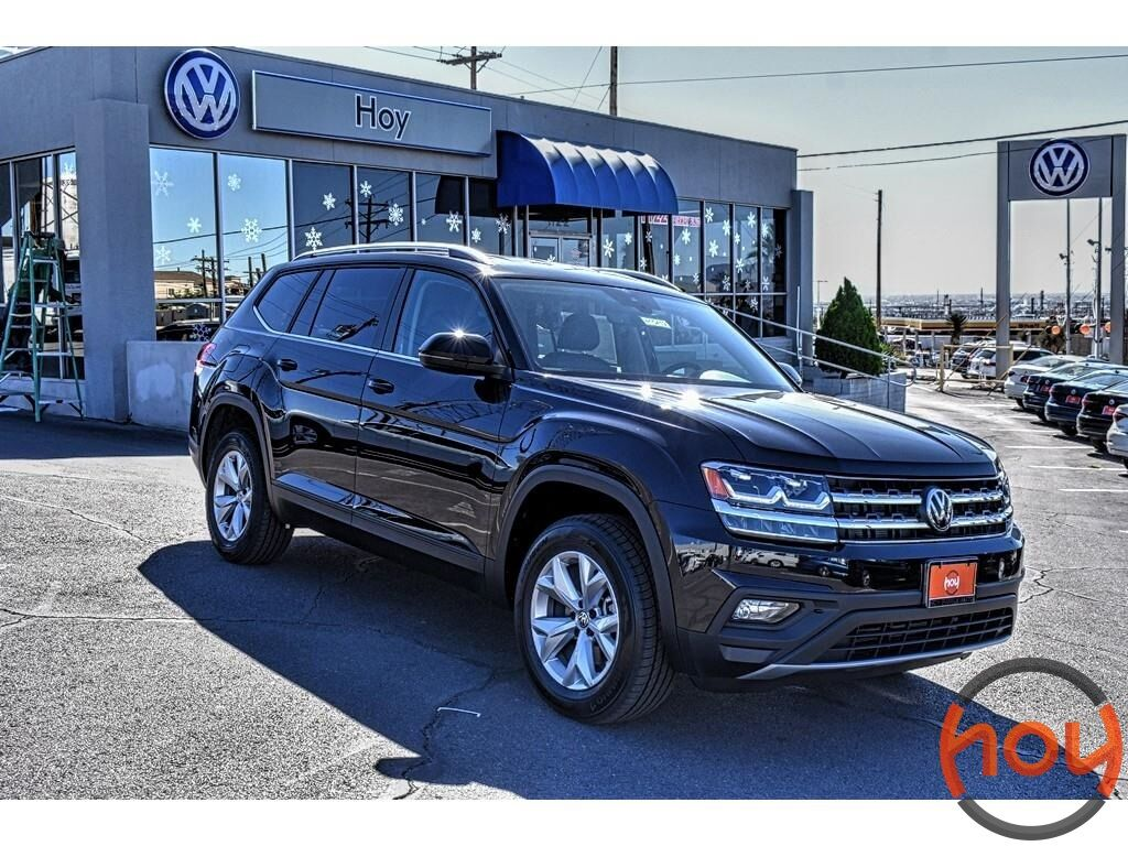 2018 Volkswagen Atlas 2.0T SE w/Technology FWD