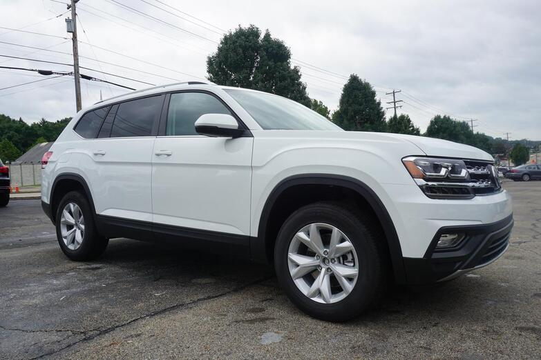 2018 Volkswagen Atlas 2.0T SE w/Technology Pittsburgh PA
