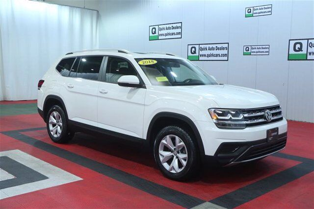 2018 Volkswagen Atlas 3.6L V6 Launch Edition Braintree MA