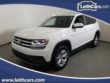 2018_Volkswagen_Atlas_3.6L V6 Launch Edition_ Cary NC