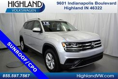 2018_Volkswagen_Atlas_3.6L V6 Launch Edition_ Highland IN