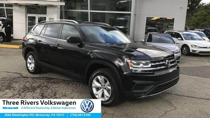 2018 Volkswagen Atlas 3.6L V6 Launch Edition Pittsburgh PA
