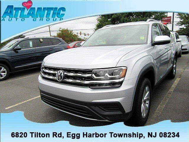 2018 Volkswagen Atlas 3.6L V6 S Egg Harbor Township NJ
