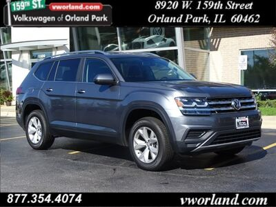 2018_Volkswagen_Atlas_3.6L V6 S_ Orland Park IL