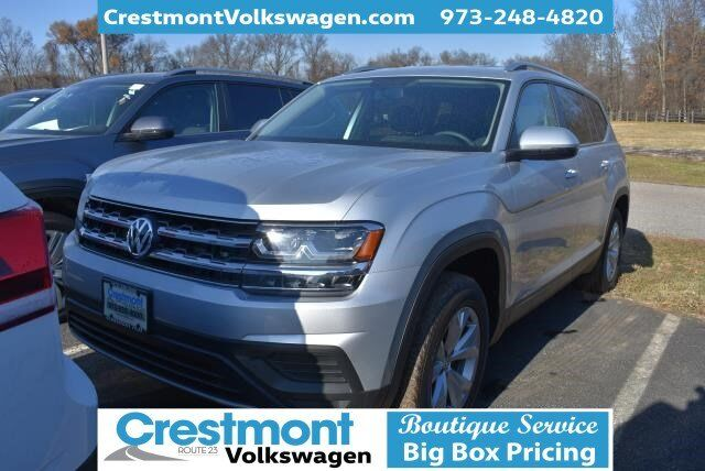 2018 Volkswagen Atlas 3.6L V6 S Pompton Plains NJ