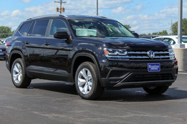 2018 Volkswagen Atlas 3.6L V6 S Green Bay WI