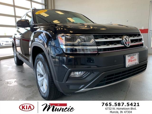 2018 Volkswagen Atlas 3.6L V6 SE 4MOTION Muncie IN