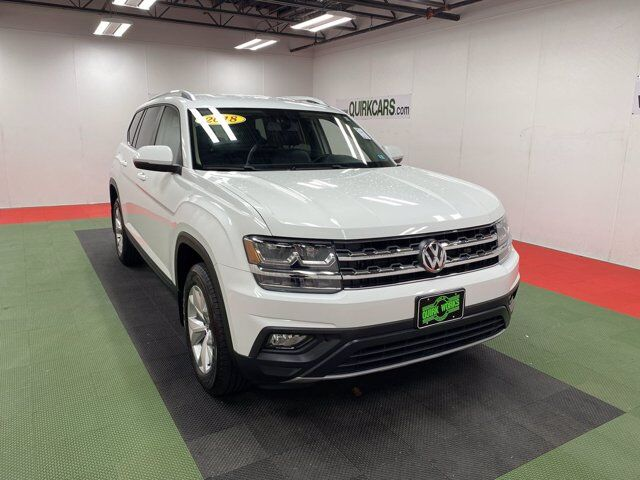 2018 Volkswagen Atlas 3.6L V6 SE 4MOTION W\ HEATED SEATS Manchester NH