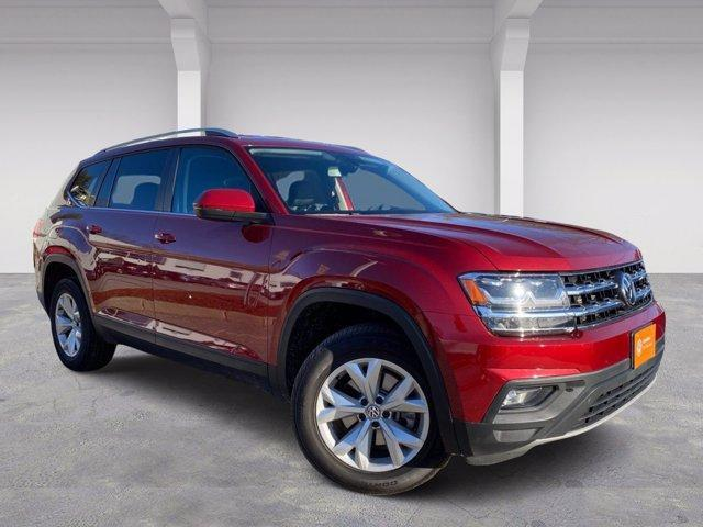 2018 Volkswagen Atlas 3.6L V6 SE 4MOTION Westborough MA