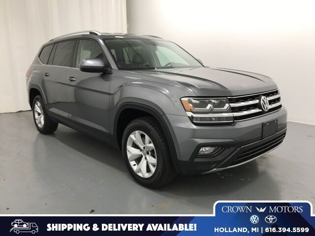 2018 Volkswagen Atlas 3.6L V6 SE 4Motion Holland MI