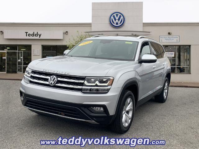 2018 Volkswagen Atlas 3.6L V6 SE Bronx NY