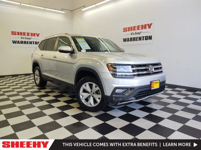 2018 Volkswagen Atlas 3.6L V6 SE Warrenton VA