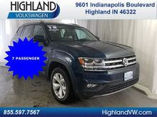 2018_Volkswagen_Atlas_3.6L V6 SE_ Highland IN