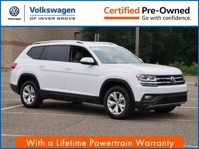 2018_Volkswagen_Atlas_3.6L V6 SE_ Inver Grove Heights MN