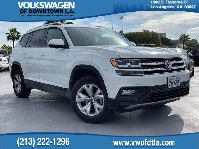 2018 Volkswagen Atlas 3.6L V6 SE Los Angeles CA