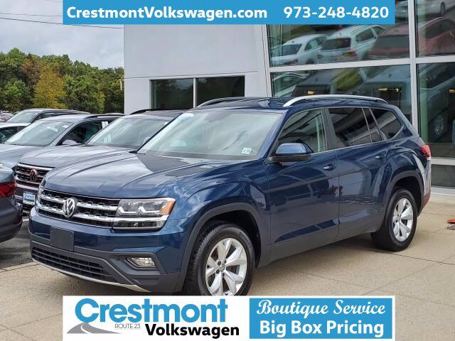 2018 Volkswagen Atlas 3.6L V6 SE Pompton Plains NJ