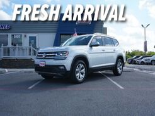 2018_Volkswagen_Atlas_3.6L V6 SE_ Rio Grande City TX