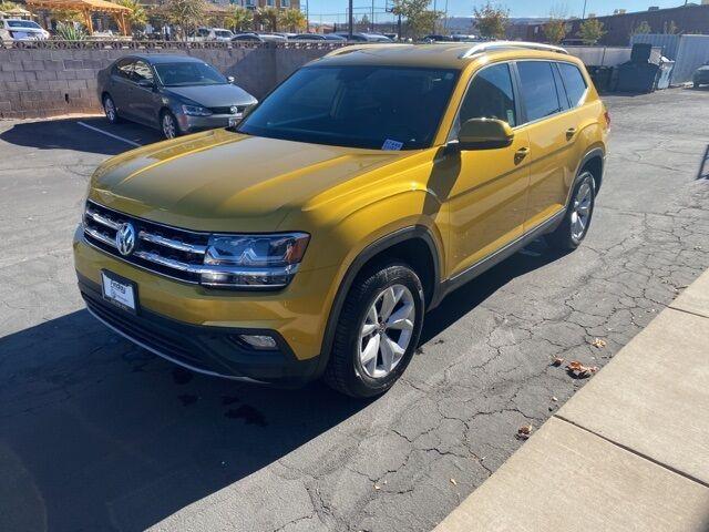 2018 Volkswagen Atlas 3.6L V6 SE St. George UT