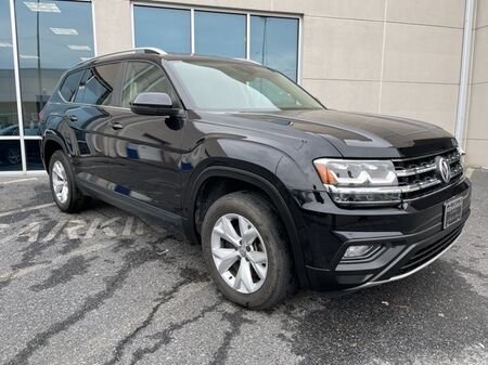 2018_Volkswagen_Atlas_3.6L V6 SE TECH ** CERTIFIED  10 Year / 100,000  *_ Salisbury MD