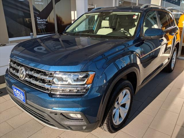 2018 Volkswagen Atlas 3.6L V6 SE W/TECHNOLOGY F Brookfield WI
