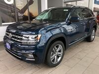 Volkswagen Atlas 3.6L V6 SE W/TECHNOLOGY F 2018