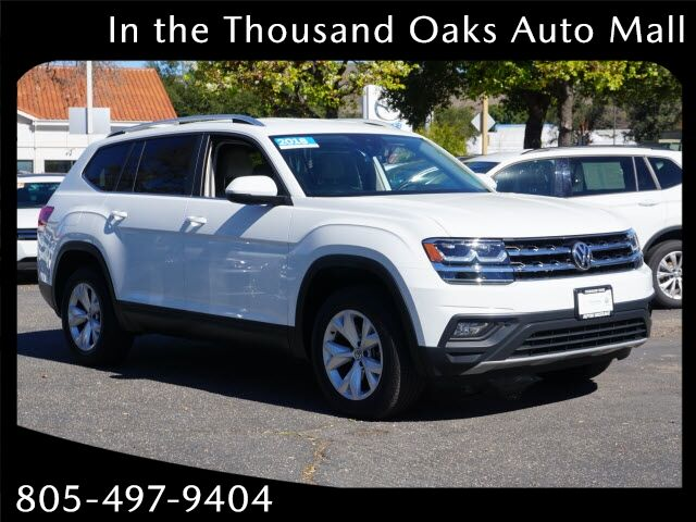 2018 Volkswagen Atlas 3.6L V6 SE W/TECHNOLOGY Thousand Oaks CA