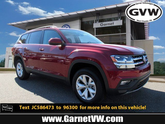 2018 Volkswagen Atlas 3.6L V6 SE West Chester PA
