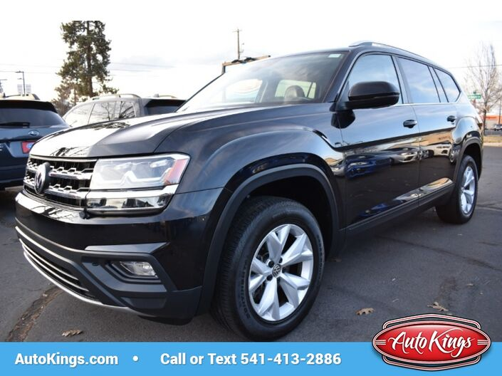 2018 Volkswagen Atlas 3.6L V6 SE w/Technology 4MOTION Bend OR