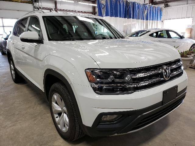 2018 Volkswagen Atlas 3.6L V6 SE w/Technology 4MOTION Pittsfield MA