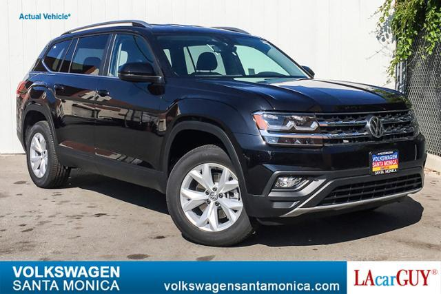 2018_Volkswagen_Atlas_3.6L V6 SE w/Technology 4MOTION_ Santa Monica CA