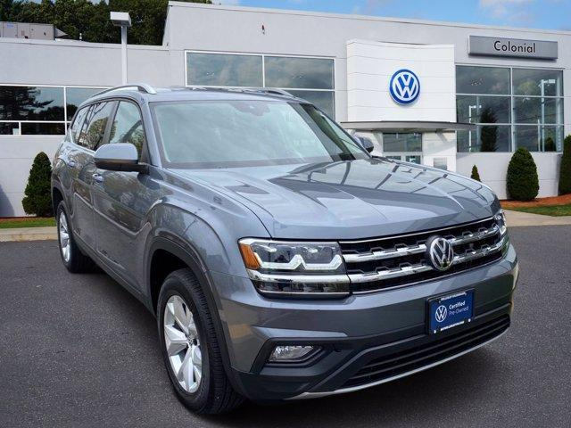 2018 Volkswagen Atlas 3.6L V6 SE w/Technology 4MOTION Wellesley MA
