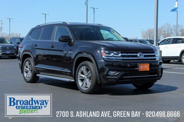 2018 Volkswagen Atlas 3.6L V6 SE w/Technology 4Motion Green Bay WI