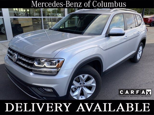 2018 Volkswagen Atlas 3.6L V6 SE w/Technology Columbus GA