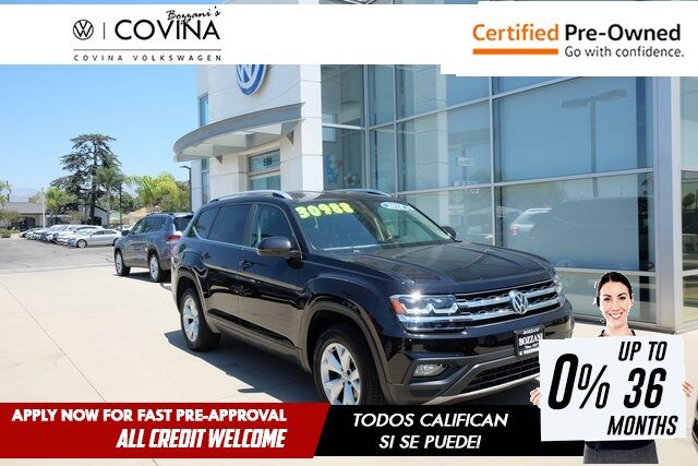 2018 Volkswagen Atlas 3.6L V6 SE w/Technology
