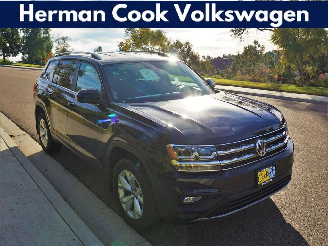 2018_Volkswagen_Atlas_3.6L V6 SE w/Technology_ Encinitas CA
