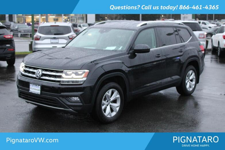2018 Volkswagen Atlas 3.6L V6 SE w/Technology Everett WA