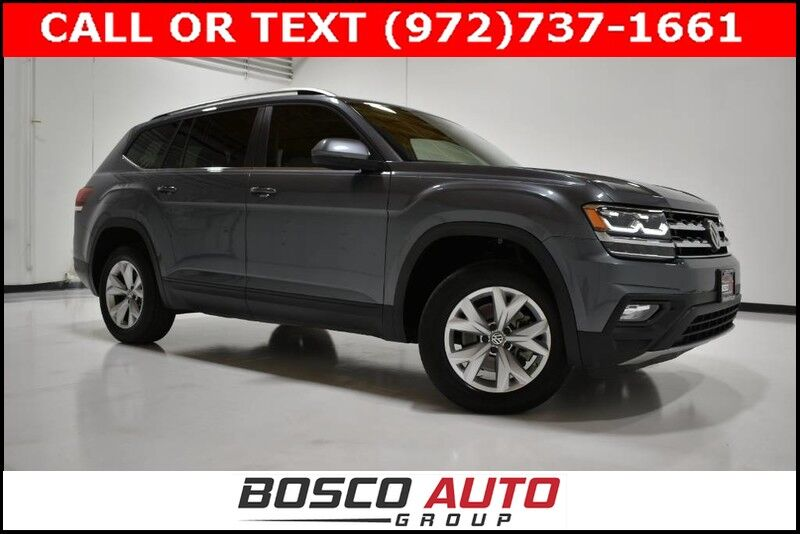 2018 Volkswagen Atlas 3.6L V6 SE w/Technology Flower Mound TX