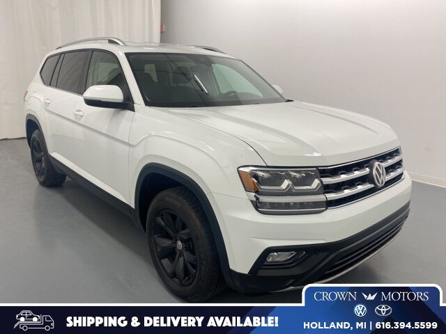 2018 Volkswagen Atlas 3.6L V6 SE w/Technology Holland MI
