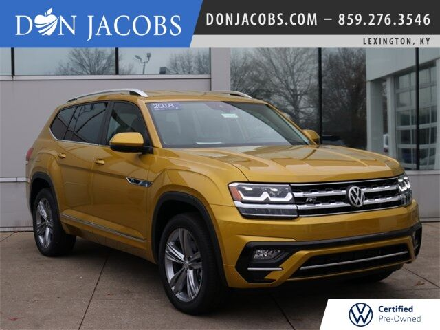 2018 Volkswagen Atlas 3.6L V6 SE w/Technology Lexington KY