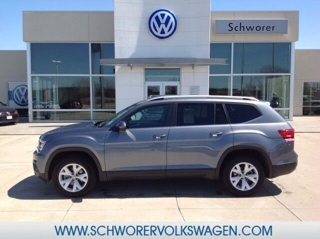 2018 Volkswagen Atlas 3.6L V6 SE w/Technology Lincoln NE