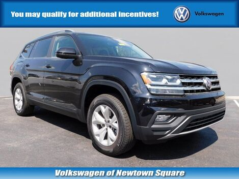 2018_Volkswagen_Atlas_3.6L V6 SE w/Technology_ Newtown Square PA