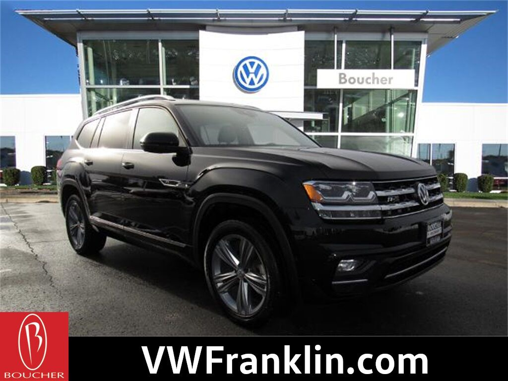 2018 Volkswagen Atlas 3.6L V6 SE w/Technology R-Line 4Motion Franklin WI
