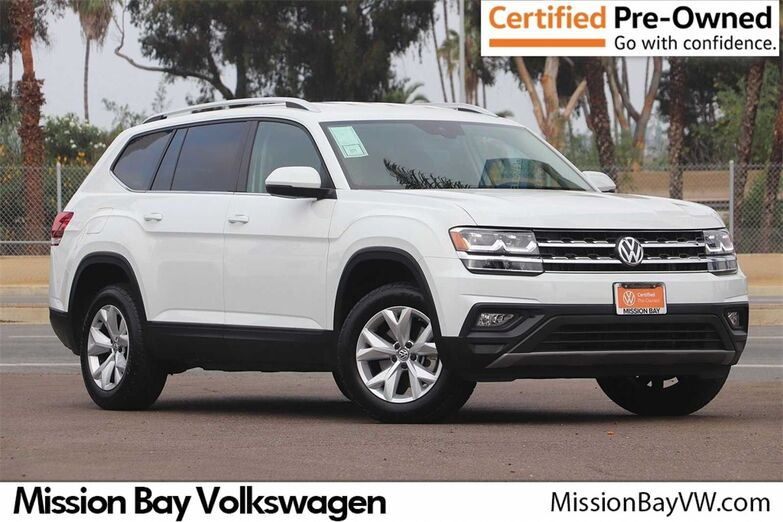 2018 Volkswagen Atlas 3.6L V6 SE w/Technology San Diego CA