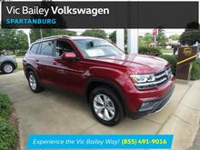 2018_Volkswagen_Atlas_3.6L V6 SE w/Technology_ Spartanburg SC