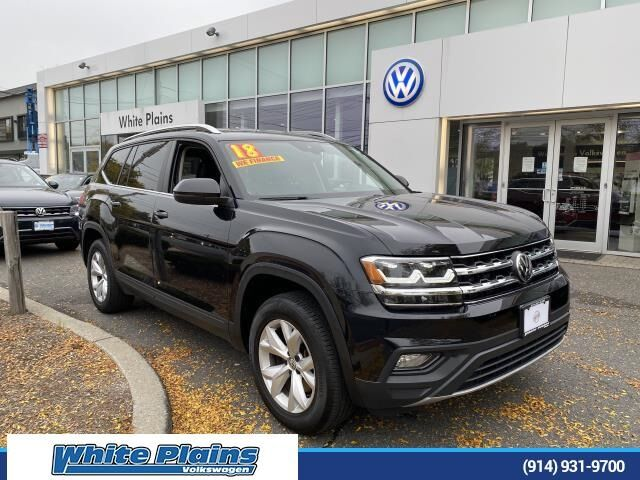 2018 Volkswagen Atlas 3.6L V6 SE w/Technology White Plains NY