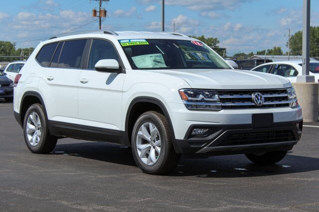 2018 Volkswagen Atlas 3.6L V6 SE w/Technology Green Bay WI