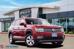 2018_Volkswagen_Atlas_3.6L V6 SEL_ Wichita Falls TX