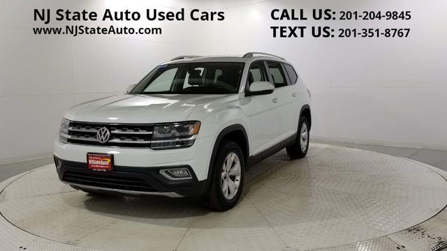 2018 Volkswagen Atlas 3.6L V6 SEL 4MOTION Jersey City NJ