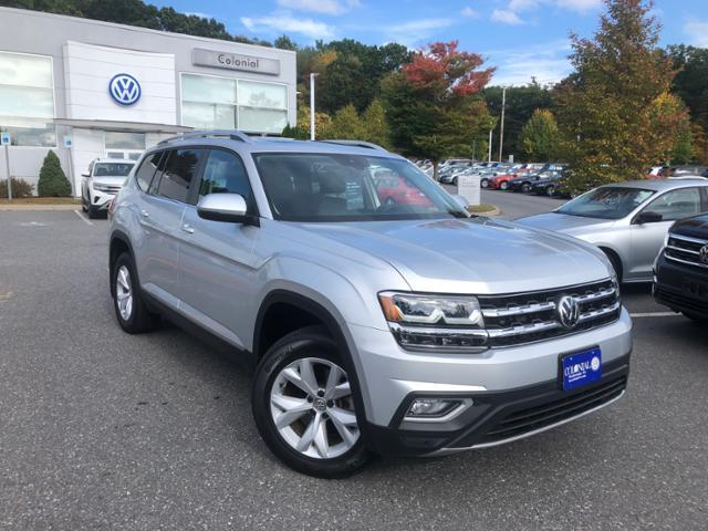 2018 Volkswagen Atlas 3.6L V6 SEL 4MOTION Westborough MA